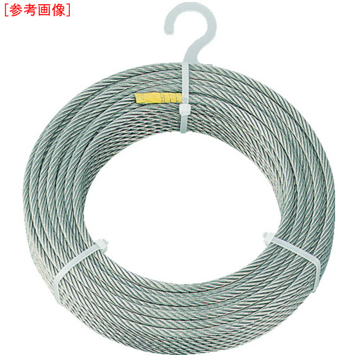 トラスコ中山 TRUSCO ステンレスワイヤロープ Φ3.0mmX200m 4989999336351