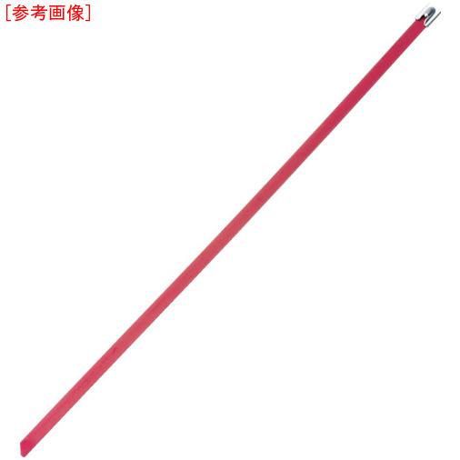 パンドウイットコーポレーション パンドウイット MLT フルコーティングステンレススチールバンド SUS316 赤 幅8.1mm 長さ521mm 50本入り MLTFC6H-LP316RD 0074983117796