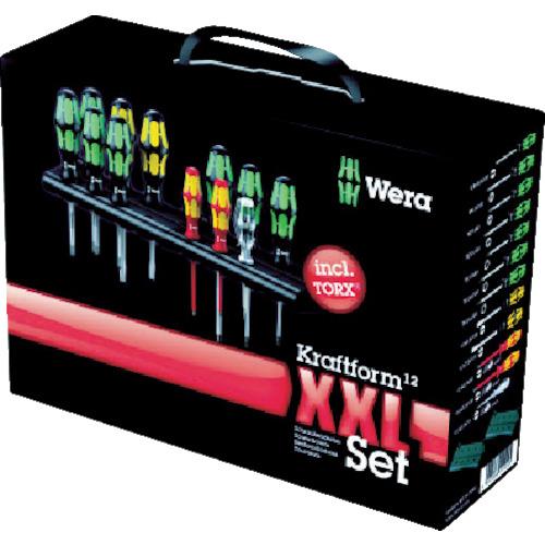 Wera社 Wera クラフトフォームXXL TX ドライバーセット 4013288144225