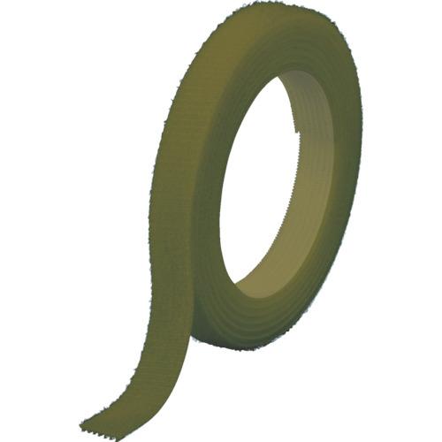 トラスコ中山 TRUSCO マジック結束テープ 両面 OD 40mm×25m MKT40250OD 4989999292244