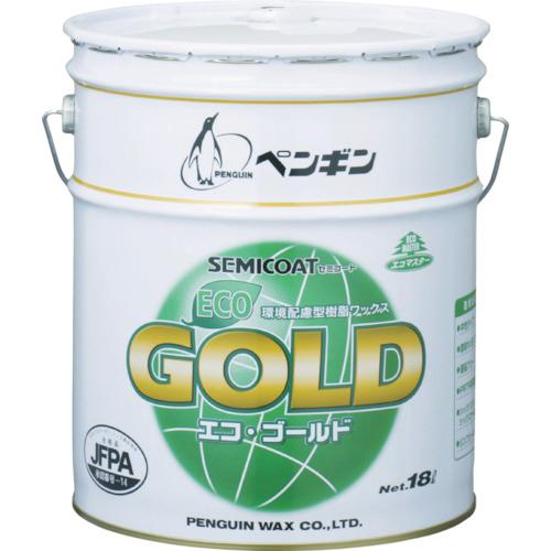 ペンギンワックス ペンギン セミコート エコゴールド  中性樹脂 4976560063785