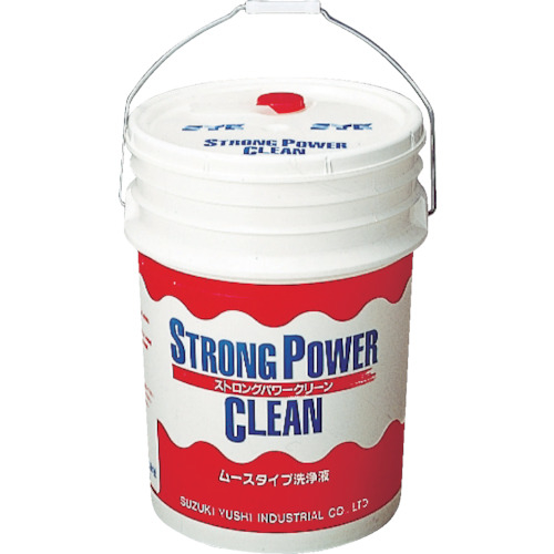 鈴木油脂工業 SYK ストロングパワークリーン20L 4989933005503