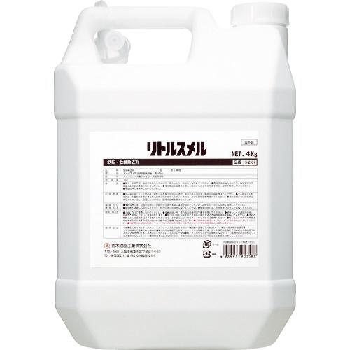 鈴木油脂工業 SYK リトルスメル4KG S2597 4989933903588