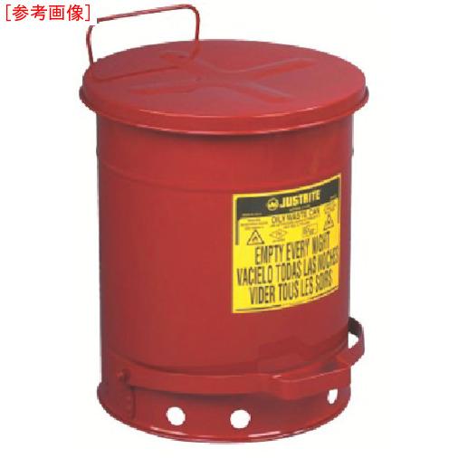 ジャストライト マニファクチャリング ジャストライト オイリーウエスト缶 10ガロン 0697841002302