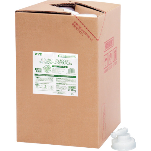 鈴木油脂工業 SYK アロエローヤル 16kg 4989933005626