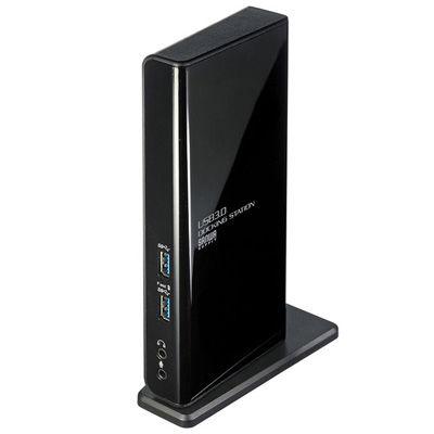 サンワサプライ USB3.0ドッキングステーション USB-CVDK1