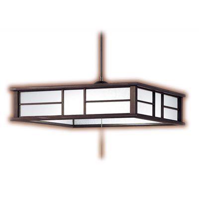 パナソニック 和風LEDペンダント照明【~8畳】(直付けタイプ)昼光色プルスイッチ付 LGB12608LE1
