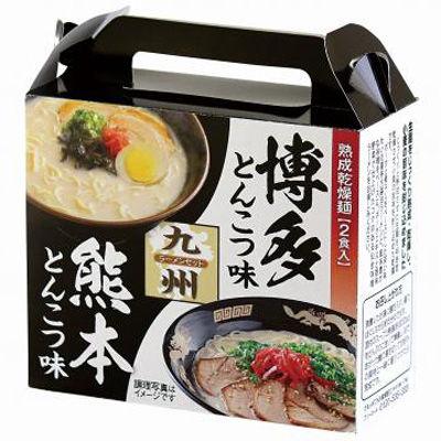 その他 【36個セット】熟成乾燥麺 九州ラーメンセット 2575220