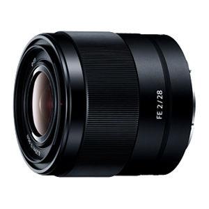 ソニー デジタル一眼カメラα[Eマウント]用レンズ SEL28F20