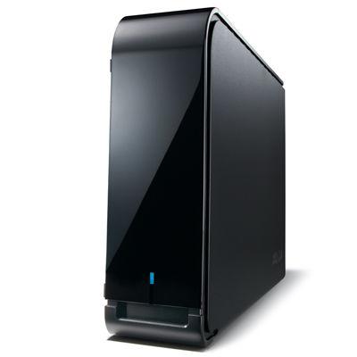 バッファロー ハードウェア暗号機能搭載 USB3.0用 外付けHDD 6TB HD-LX6.0U3D