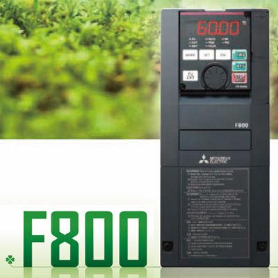 三菱電機 三菱汎用インバータ FREQROL-Fシリーズ FR-F820-0.75K-1