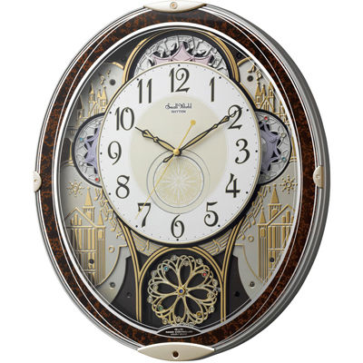 リズム時計 スモールワールドノエルN 4MN539RH23