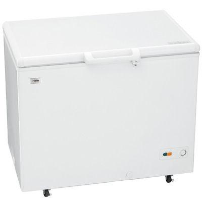 ハイアール これ一台でいろいろ冷凍保存!319L上開き式冷凍庫 JF-NC319F-W【納期目安:1週間】