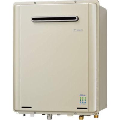 リンナイ ecoジョーズ フルオートタイプ 20号 屋外壁掛型 ガスふろ給湯器 RUF-E2008AW(A)