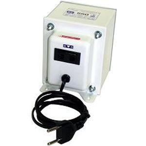 日章工業 アップ/ダウントランス(AC220⇔AC100V、550W) SK-550E【納期目安:1週間】