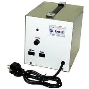 日章工業 アップ/ダウントランス(AC120⇔AC100V、3300W) SK-3300U