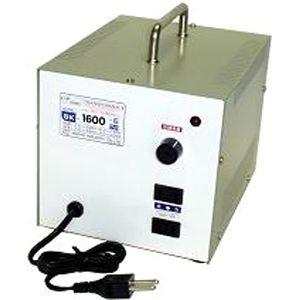 日章工業 アップ/ダウントランス(AC220⇔AC100V、1600W) SK-1600E