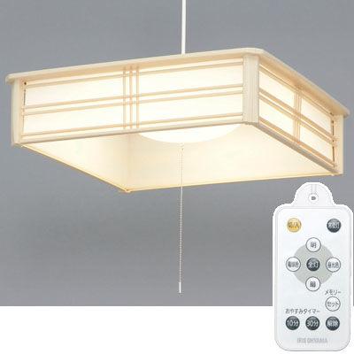 アイリスオーヤマ 和風ペンダントライト 4300lm 調光・調色 PLC10DL-J