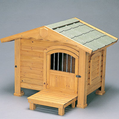 アイリスオーヤマ ロッジ犬舎 RK-950 4905009144389【納期目安:1週間】