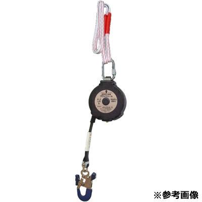 ポリマーギヤ ブロックリールRKF2-LR6(引き寄せロープ付) RKF2-LR6