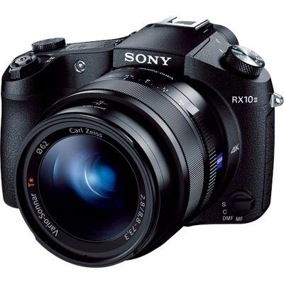 ソニー メモリー一体1.0型積層型 Exmor RS CMOSセンサー搭載デジタルカメラ DSC-RX10M2【納期目安:2週間】