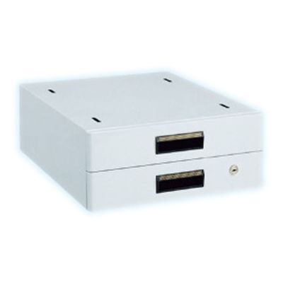 サカエ 作業台用オプションキャビネット NKL-S20GLB
