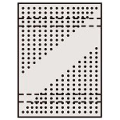 サカエ ステンレスパンチングウォールシステム PO-601LSU