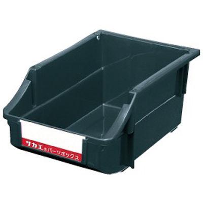 捧呈 海外輸入 サカエ 導電性ボックス Zタイプ ブラック Z-1ND