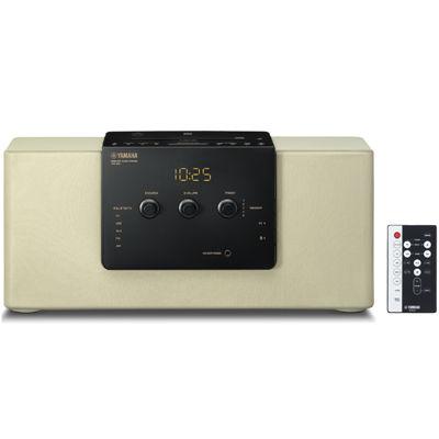 ヤマハ デスクトップオーディオシステム シャンパンゴールド TSX-B141-NC【納期目安:約10営業日】
