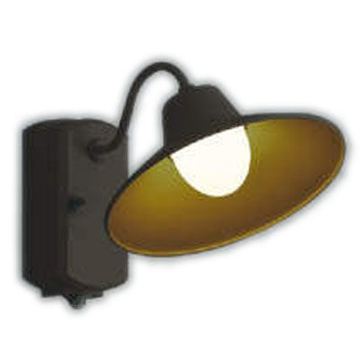 コイズミ LED防雨ブラケット AU42251L