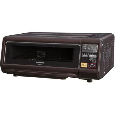 全商品オープニング価格! パナソニック 業界初、部屋で手軽に燻製くんせいが作れるスモーク、ロースター (ブラウン) (NFRT1000T) NF-RT1000-T, COCOMEISTER 4989ccc5