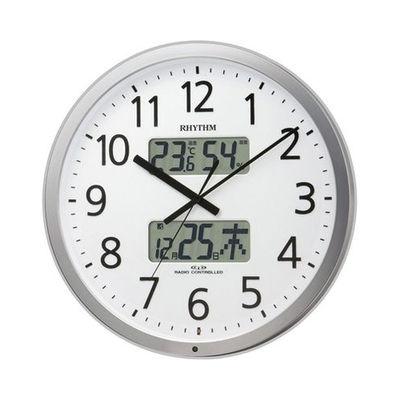 リズム時計 プログラムカレンダー403SR 4FN403SR19