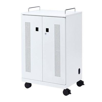 サンワサプライ タブレット収納キャビネット(40台収納)【沖縄・離島配達不可】 CAI-CAB102W