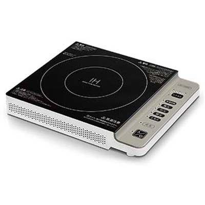 シュアー クラス最高の低騒音設計を実現!IH調理器 SIH-1400BE【納期目安:1週間】