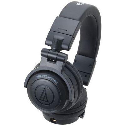 オーディオテクニカ DJヘッドホン ATH-PRO500MK2_BK【納期目安:1週間】