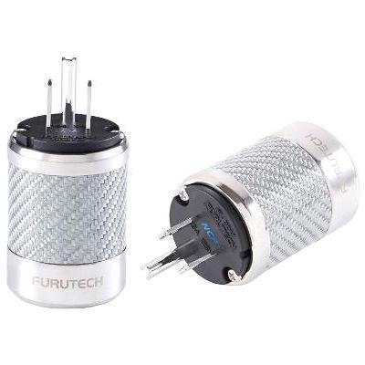 FURUTECH ハイグレード電源プラグ FI-50M_NCF/R