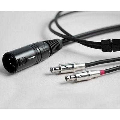 FURUTECH SENNHEISER HD800バランス用ヘッドホンリケーブル IHP-35H-4XLR/3.0【納期目安:1ヶ月】