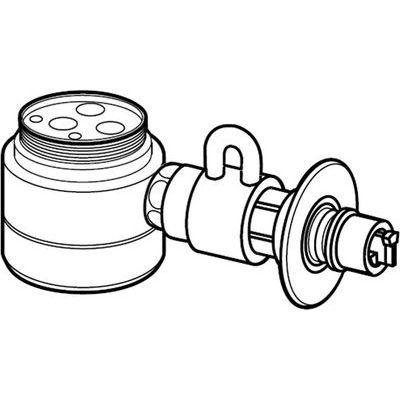 パナソニック 食器洗い乾燥機用分岐栓 (CBSEF8) CB-SEF8【納期目安:1ヶ月】