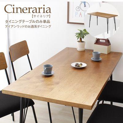 スタンザインテリア サイネリア/cineraria ダイニングテーブル 00042003921002