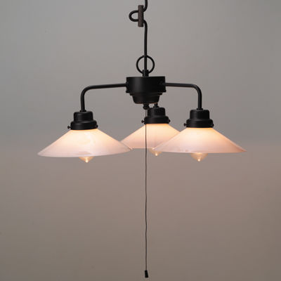後藤照明 レトロ調ペンダント照明 GLF-3228W
