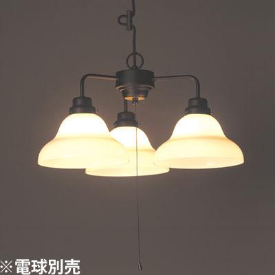 後藤照明 レトロ調ペンダント照明(電球無し) GLF-3252X