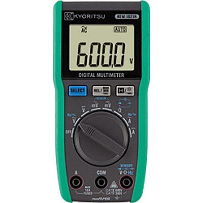 共立電気計器 デジタルマルチメータ 1021R