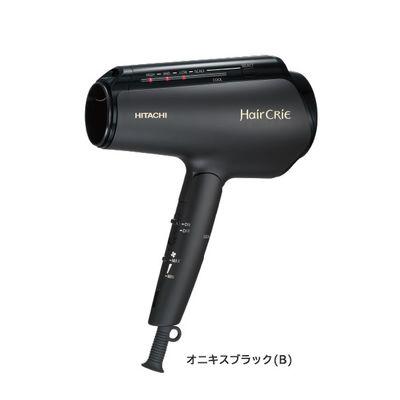 日立 Hair CRiE Plus(ヘアクリエプラス)ナノイオン(オニキスブラック) HD-NS900-B
