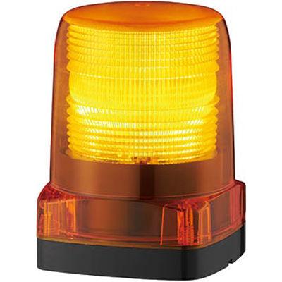 パトライト LED小型フラッシュ表示灯 LFH-12-Y