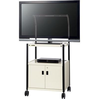 オーロラ 55インチ対応 FPDテーブル キャビネットタイプ FM-100CB