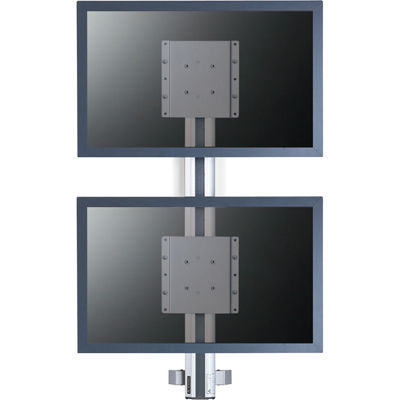 オーロラ 壁面デザインポールハンガー 中型タイプ APH-3M