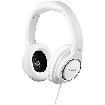 パナソニック ハイレゾ音源対応ステレオヘッドホン(ホワイト) RP-HD5-W