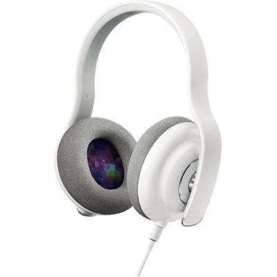 パナソニック ハイレゾ音源対応ステレオヘッドホン(マイク&コントローラー搭載)(ホワイト) RP-HD7-W