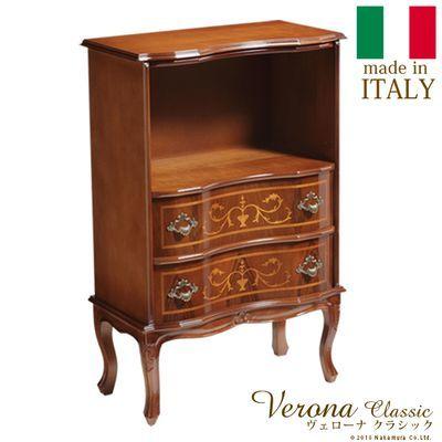 ナカムラ ヴェローナクラシック 猫脚ファックス台 イタリア 家具 ヨーロピアン FAX台アンティーク風 42200004