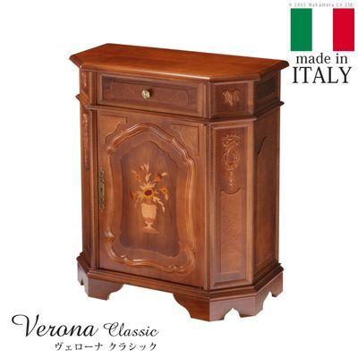 送料無料 新色追加して再販 ナカムラ ヴェローナクラシック サイドボード 大幅にプライスダウン 幅80cm イタリア ヨーロピアン 42200022 アンティーク風 家具